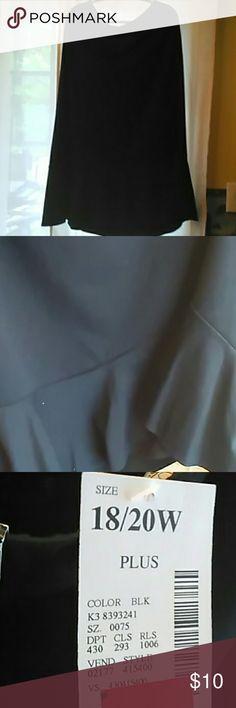 Black skirt Very cute skirt, Fashion Bug Skirts Midi