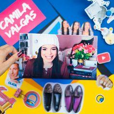 Canal da Camila Valgas! Dicas de músicas, beleza, diy e receitas #FazendoArteNaDia #scrapbooking #YouTube