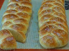 Golden Sesame Braids