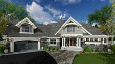 Plan #51-569 - Houseplans.com