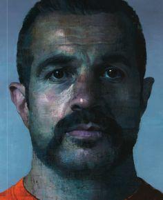 Francois Bard 'Prisoner 1 Jean' 2012