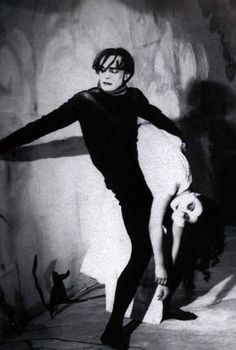 hushaby:  WIZARD VARNISH   The Cabinet of Dr. Caligari (1920)
