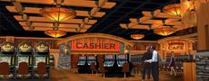 North Country Casino Interior and Exterior design and implementation planning - OK