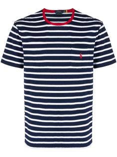 Striped Polo Shirt, Striped Shorts, Streetwear Jeans, Polo Ralph Lauren, Navy Blue, Blue And White, Polo Blue, Polo Jeans, Golf Shirts