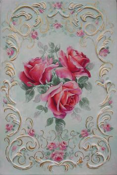 Rococo Roses