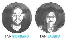 Art and design of interaction by Giordano Ricciardi, via Behance
