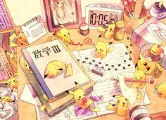 Pikachu trop mignon ❤ aime pui abonne toi a ma chaine et retrouve plain de chose trop mimi!!!