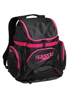 Large Pro Backpack - Speedo USA Swimwear Swimming Gear 10802da9ef3e7