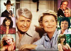 Jock,MissEllie,JR,Gray,Bobby,Lucy,SueEllen,Pam,and Lucy