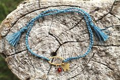 Hey, I found this really awesome Etsy listing at https://www.etsy.com/uk/listing/384618106/friendship-bracelet-blue-petrol-nylon