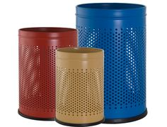 OzoneHomz Newly launched set of 3 Colored Dustbin for your Home/Office. Do visit ozonehomz.com.