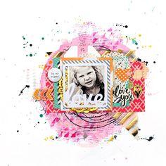 #shimelle #cratepaper @cratepaper #maggieholmes #openbook #mixedmedia #scrapbook #scrapbooking #layout #Padgram