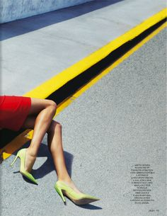 NIKA LAURAITIS BY ZOLTAN TOMBOR FOR GRAZIA ITALIA 2ND MAY 2013