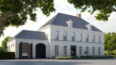 Lovendegem-kasteel - project - Timeless Living