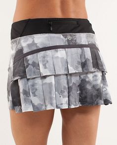 1d400c4890 Lululemon Pace Setter Skirt - Try pairing this with a Coal Deep Breath Tank  - Gorgeous