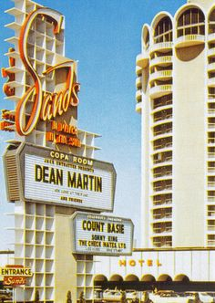 vintage vegas, I wish I would of been born to see all the great guys in Vegas back than, but I guess maybe not because I probably would not be living today. #LasVegas #ALifeSettlement