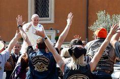 Bendición motoquera a cientos de Harley-Davidson - 17.06.2013 - lanacion.com