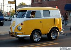 Short Volkswagen Bus T1