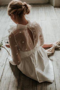 Ispirazione vintage e abiti romantici per la collezione 2017 di Nadia Manzato