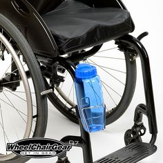 Wheelchair Accessories Wheelchair Water Bottle Holder. Manufactured With A  Stainless Steel Frame And The Best