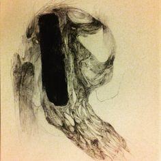 """ untitled"" work in progress (2015) by ki taeho #modernart #art #streetart #graffiti  #underground #kitaeho #tattoo #fashion #music #seoul #tokyo #nyc #artist #paris #london #sydney #wien #berlin #milan #antwerp #editor #contemporaryart #skateboarding #surfing #stylist #magazine #curator #blogger #gallery #museum"
