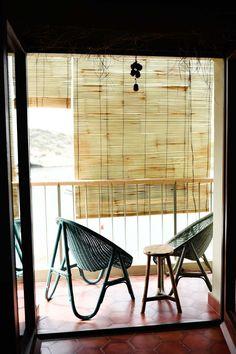 Los Enamorados: een hotel vol vintage finds in het noorden van Ibiza - Roomed