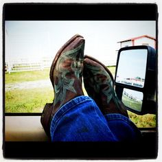 I want these boots! Unfortunately this pic is from a blog, not a store...