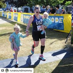 #Repost @runaroundmommy with @repostapp  Another favorite finish line! Independence half marathon in July. It's so important to me for my girls to see their momma run (and run and run). Everyday I try to be a good role model. #motherrunner #AMRThankful @themotherrunner