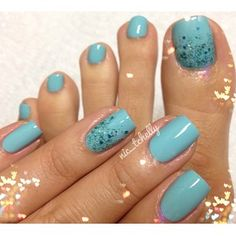 #WetnWild Megalast - I Need a Refresh-Mint w/ #DifferentDimension - Un-Teal We Meet Again | #nailsbynictchelly