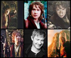 This precious little hobbit Martin Freeman as Bilbo Baggins, our little hero! Hobbit 3, Tolkien Hobbit, The Hobbit Movies, Lotr, Tolkien Books, Legolas And Tauriel, William Moseley, Misty Eyes, Concerning Hobbits