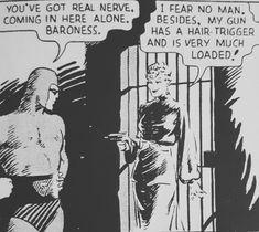 Phantom Comics, Fear No Man, Get Real, Weird, Memes, Art, Art Background, Meme, Kunst