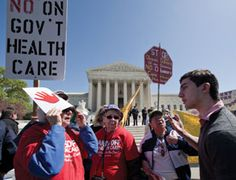 Religious liberty advocates watch court case -- Experts weigh the impact on conscience protections if U.S. Supreme Court strikes down part or all of the health care law  By Brian Fraga in OSV Newsweekly, 4/15/2012