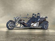 Boom Family Ultimate Trike