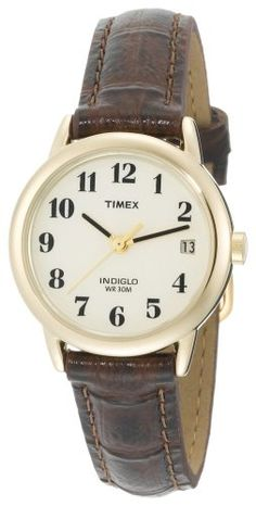 #Timex #Women's T21912 Classic Cavatina Black Leather Strap #Watch       Great Watch       http://amzn.to/HykLwd