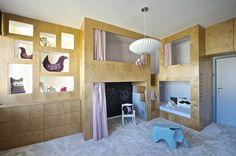 foorni.pl | Pokój trojga dzieci, łóżko piętrowe
