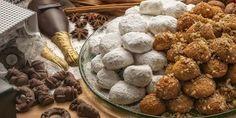 Τα Μυστικά της Παν..ωραίας: Τοπ συνταγές για μελομακάρονα και κουραμπιέδες!
