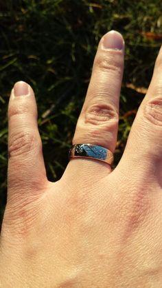 Min förlovningsring inspirerad av hälsingeringen.  ) 2f629c739cd3d