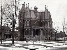 original photos of brush park detroit - Bing Images