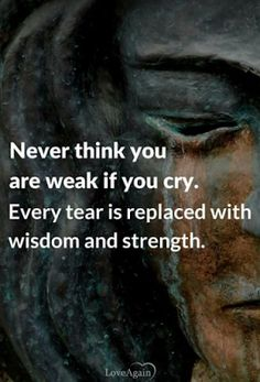 Quotes and Sayings: Never Think You Are Weak if You Cry Hindu Quotes, Hindi Quotes On Life, Krishna Quotes, Quotes About God, Life Quotes, Devotional Quotes, Poem Quotes, Faith Quotes, Words Quotes