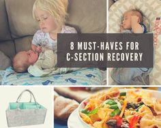 8 Must-have items for c-section recovery. #csection #BabyRegistry #csectionmoms