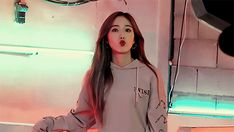 from cutie to hottie in seconds Sinb Gfriend, Role Player, G Friend, Kpop Girls, Girl Group, Wattpad, Bts, Smile, Wallpaper