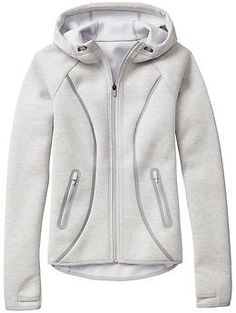 Fuse Jacket - The cozy hoodie made from structured fabric to keep you warm on days that arent cold enough for a coat. Coats For Women, Jackets For Women, Sport Fashion, Fashion Outfits, Mens Polo T Shirts, Lululemon Jacket, Cool Hoodies, Sports Jacket, Mens Activewear