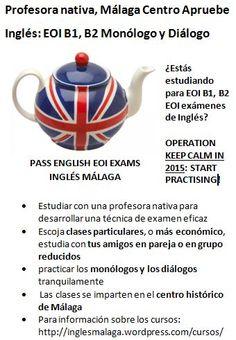 EOI Inglés B1 B2 Apruebe