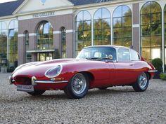 1963 Jaguar E-Type Series 1