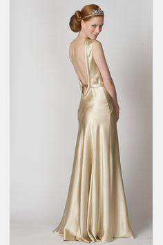 Dress back love: Cecile by Charlotte Casadejus.