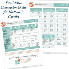 Free Metric Conversion Guide