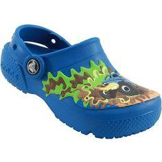 34ffaf48c84941 Crocs Funlab Clog Water Sandals - Boys