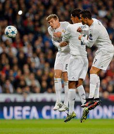 Real Madrid 1-0 PSG (Nacho 35') | November 3, 2015 #footballislife