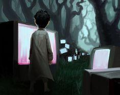 Runaway Kids, Little Nightmares Fanart, Found Art, Elsword, Hetalia, Horror, Fandoms, Tumblr, Child
