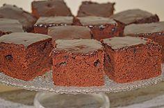 Skúffukaka - isländischer Schokoladenkuchen (Rezept mit Bild)   Chefkoch.de
